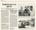 Elegidos para la gloria (Ideal, 10/08/1998)