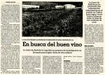 En busca del buen vino (Ideal, 08/12/1998)