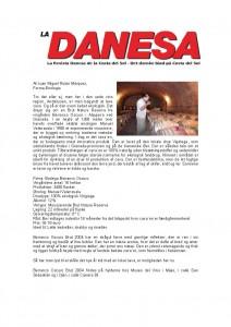 Andalusisk nytårsskål | La Danesa