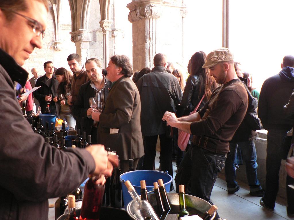 Salón de Vinos Naturales 29/03/09