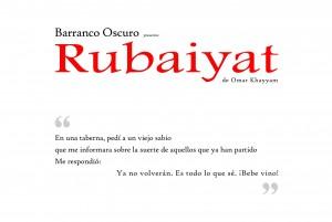 Rubaiyat 2008