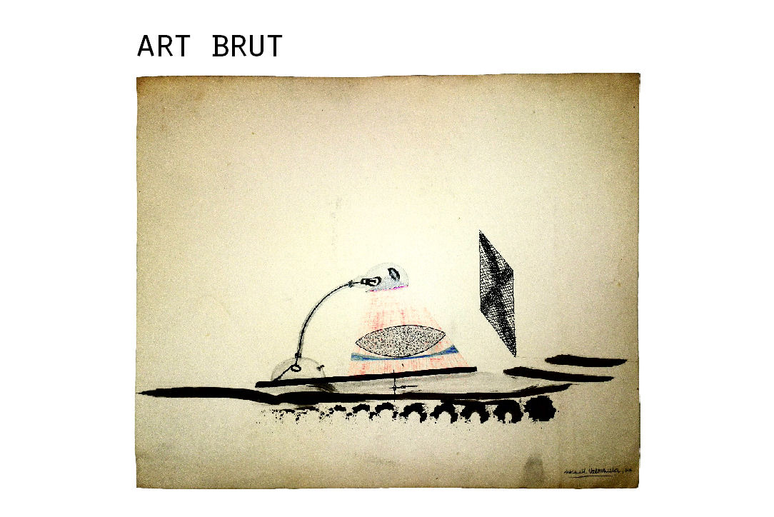 Art Brut Barranco Oscuro