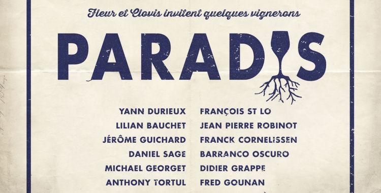 Paradis Nature, Degustation Vins Naturels, 10 Nov, Paris