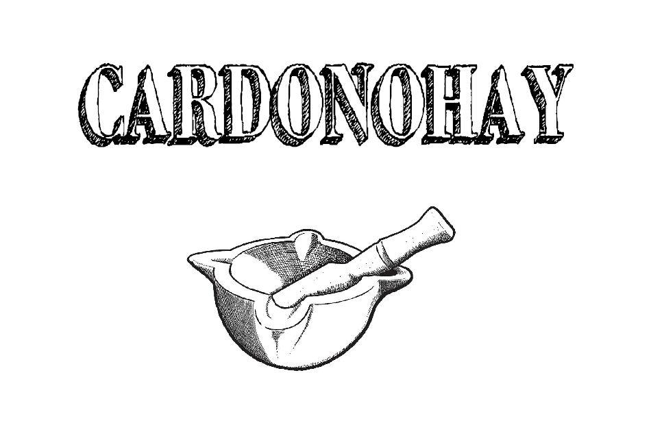Cardonohay