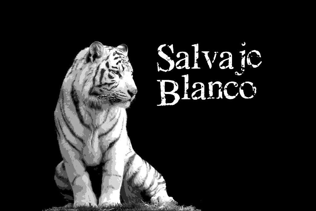 Salvaje Blanco
