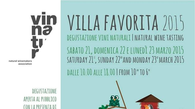 Villa Favorita 2015 / march 21-23