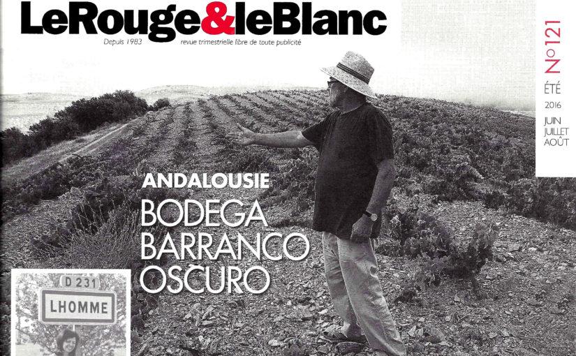 Bodega Barranco Oscuro, un voyage en altitude | Le Rouge & le Blanc